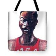 Robert Bob Beamon Tote Bag