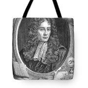 Robert Boyle, Irish Polymath Tote Bag