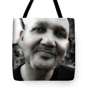Robert Carter Tote Bag