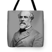 Robert E Lee - Confederate General Tote Bag