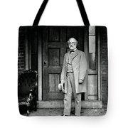 Robert E. Lee In Richmond, Virginia Tote Bag