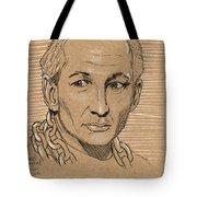 Robert Englund Tote Bag