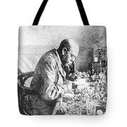 Robert Koch, German Bacteriologist Tote Bag