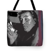 Robert Mitchum As Phillip Marlowe Neo Film Noir  The Big Sleep  1978. Tote Bag