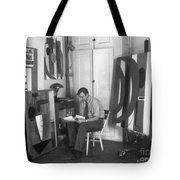 Robert Motherwell Tote Bag