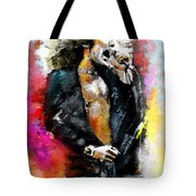 Robert Plant 03 Tote Bag