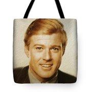 Robert Redford, Actor Tote Bag