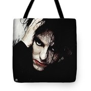 Robert Smith - The Cure  Tote Bag