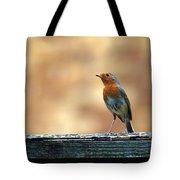 Robin 2 Tote Bag