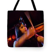 Robin Hoch The Wendy Woo Band Tote Bag