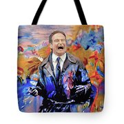 Robin Williams - What Dreams May Come Tote Bag