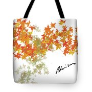 Robinson Camo Leaves Range Tote Bag