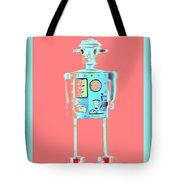 Robot 4 Tote Bag
