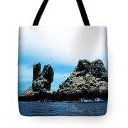 Roca Partida Tote Bag