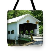 Rochester Bridge Tote Bag