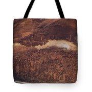 Rochester Creek Panel Tote Bag