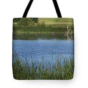 Rochester Wildlife Pond 1 Tote Bag