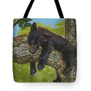 Rock-a-bye-baby/the Wild Bunch #2 Tote Bag