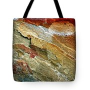 Rock Abstract 3 Tote Bag