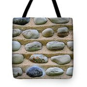 Rock Abstract Tote Bag