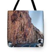Rock And Road Tote Bag
