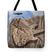 Rock And Roll Park 2 Tote Bag