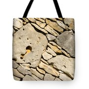 Rock Architecture Five Tote Bag