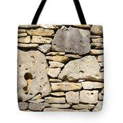 Rock Architecture Four Tote Bag
