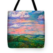 Rock Castle Gorge Tote Bag
