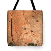 Rock Climbers  Tote Bag