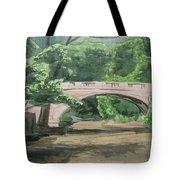 Rock Creek Bridge 5 Tote Bag