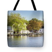 Rock Creek - Pano Tote Bag