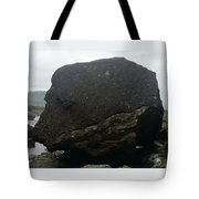 Rock Dog's Face Tote Bag
