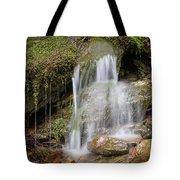 Rock Falls Tote Bag