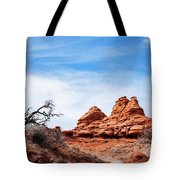 Rock Formations At Kodachrome Basin State Park, Usa Tote Bag