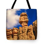 Rock Formations, Bryce National Park Tote Bag
