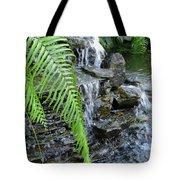 Rock Fountain II Tote Bag