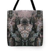 Rock Gods Elephant Stonemen Of Ogunquit Tote Bag