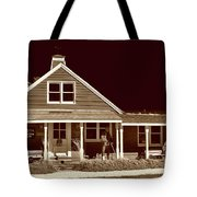 Rock Hall Waterman's Museum Tote Bag