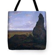 Rock In Montserrat Tote Bag