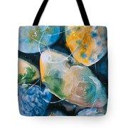 Rock In Water Tote Bag