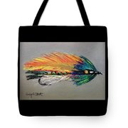 Rock Island Featherwing Streamer Tote Bag