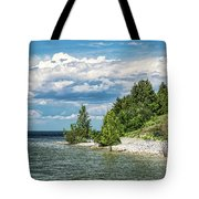 Rock Island Summer Tote Bag