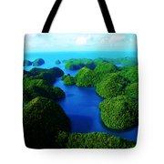 Rock Islands Tote Bag