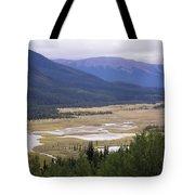 Rock Lake Tote Bag