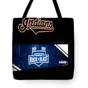 Rock N Blast 10th Anniversary Tote Bag