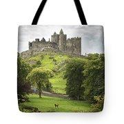 Rock Of Cashel Cashel County Tipperary Tote Bag