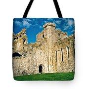 Rock Of Cashel Ireland Tote Bag
