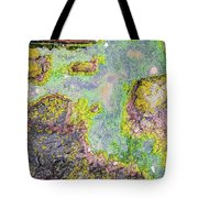 Rock Pool Tote Bag