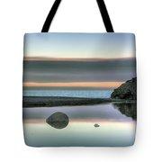 Rock Reflections Tote Bag